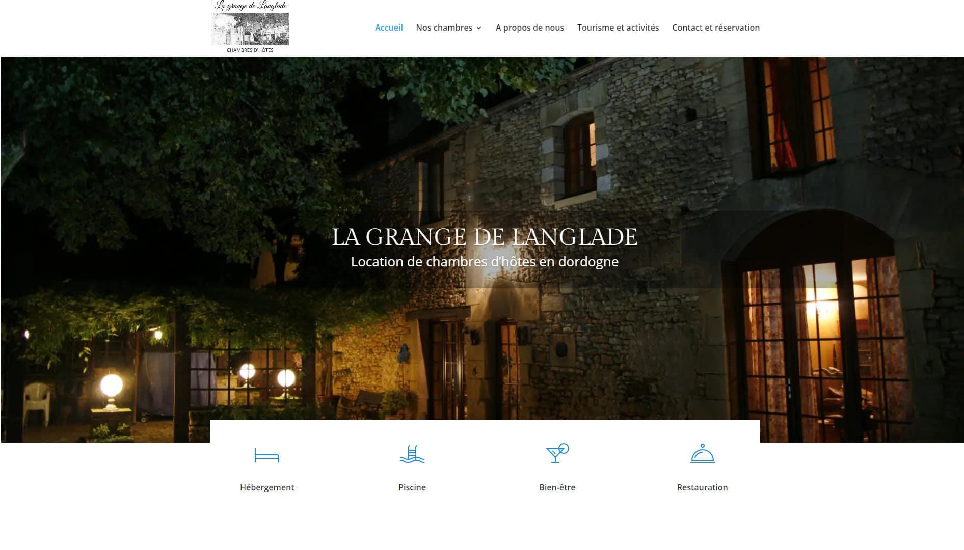 La Grange De Langlade