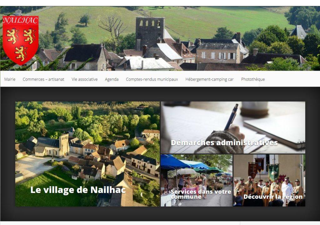 Mairie De Nailhac